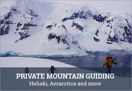 Private Mountain Guiding