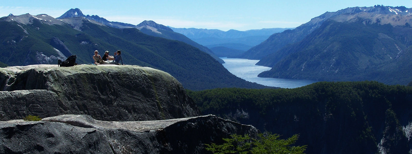 Patagonia Amp Bariloche Guided Trekking Traverses Hiking