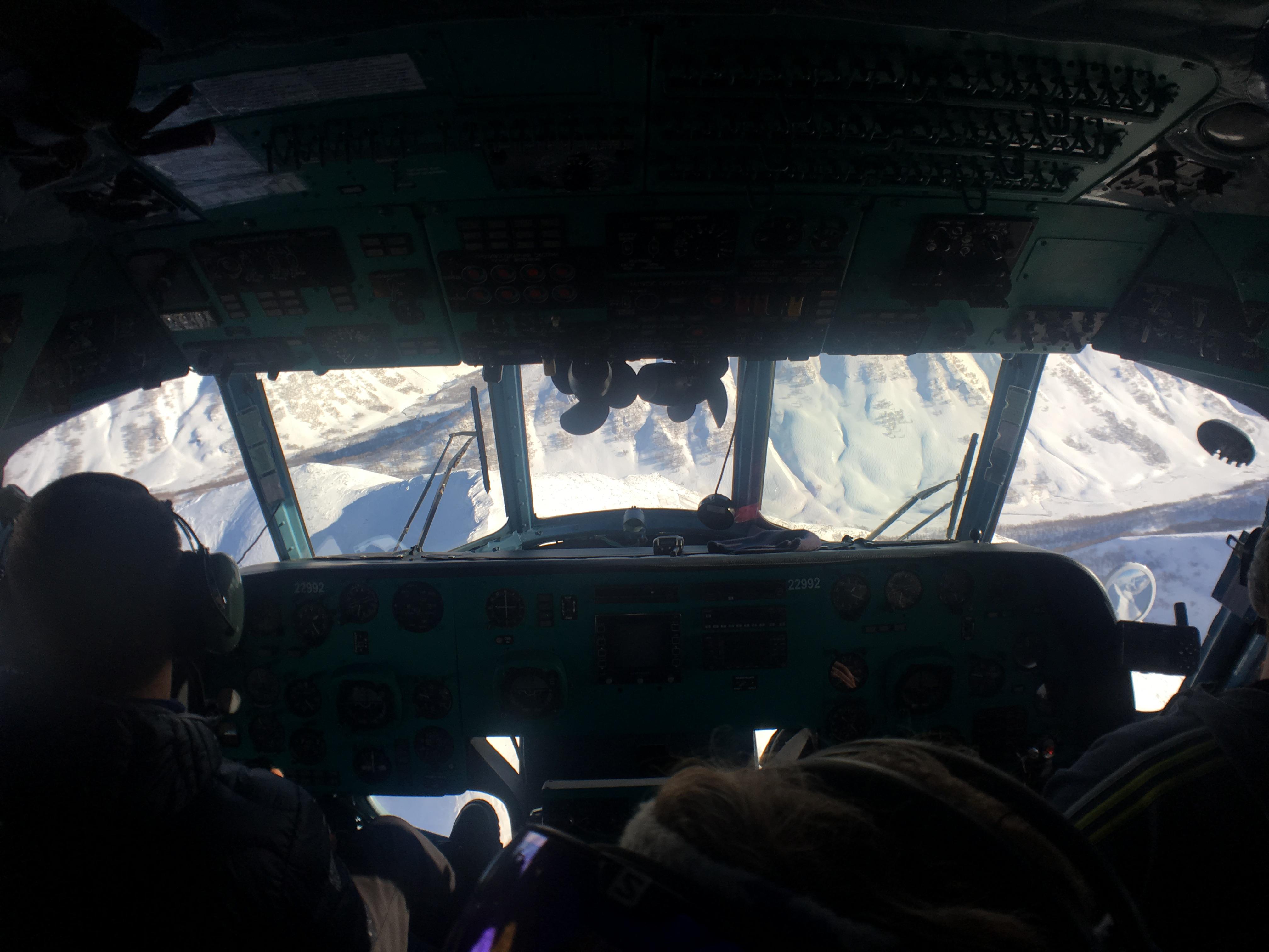 heliski, patagonia, kamchatka