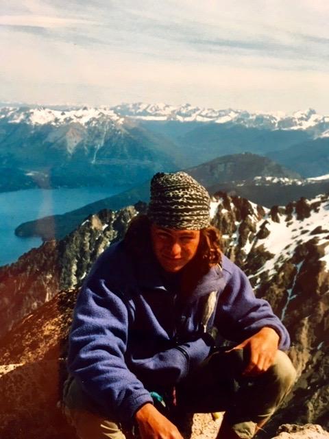 refugio frey, retro, climbing guiding, guides